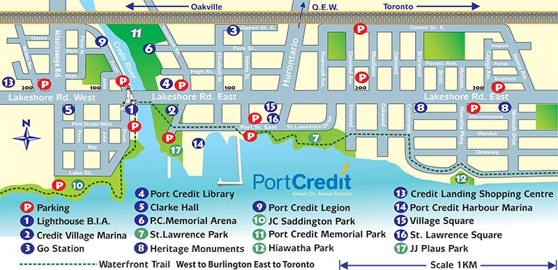 port-credit-map